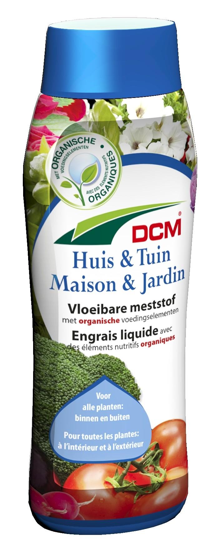 Vloeibare meststof voor tuinplanten en kamerplanten (0,8 liter, DCM).jpg