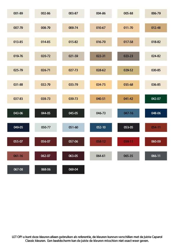 Caparol Classic kleuren waaier.jpg