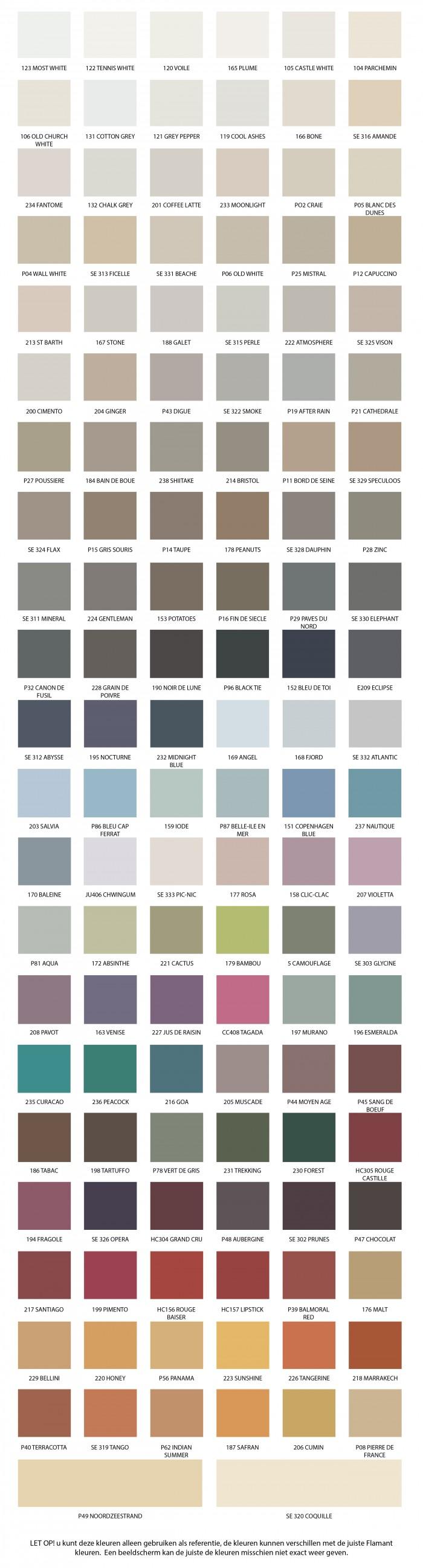 Flamant colors Kleuren kleurenwaaier (buitenverf).jpg