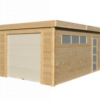 Gardenas | Garage Modern 385x565 cm