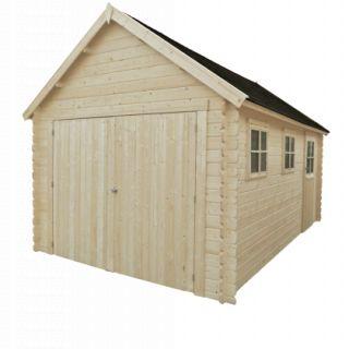 Gardenas | Garage Gloucester 320x535 cm