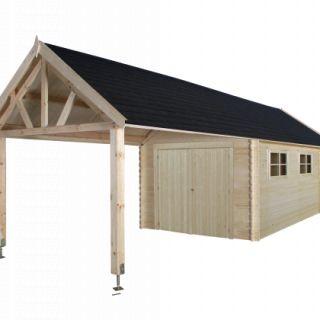 Gardenas | Garage Gloucester XL 320x910 cm