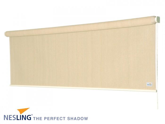Rolgordijn breed 0,98 x 2,4 meter Gebroken Wit (Nesling).jpg